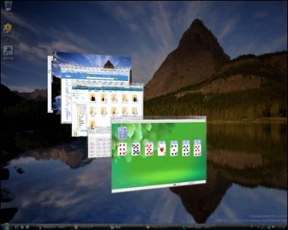 AERO para Windows Vista