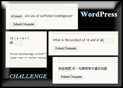 Wordpress Plugin Challenge