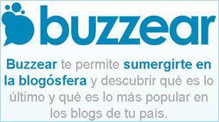 Buzzear, aplicación web