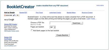 BookletCreator