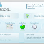 Crea y administra tu propio sitio web online con Neositios