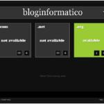 BrandGopher: Buscador en tiempo real de dominios web