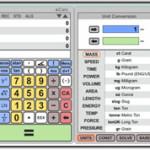eCalc: Excelente y potente calculadora científica en línea