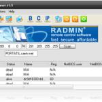 Advanced IP Scanner: Utilidad para usar en tu red de área local