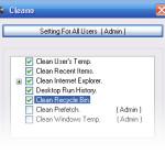 Cleano, programa gratuito para limpiar los archivos temporales
