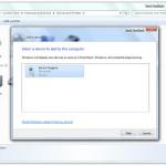 Característica Windows 7: Gestión de impresoras y dispositivos