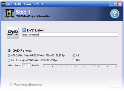 Free Videos To DVD Converter