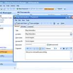 Efficient Password Manager: Gestor de contraseñas (Windows)
