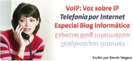 VoIP (Voz sobre IP)