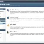 Mantenimiento y optimización del sistema con Argente Utilities