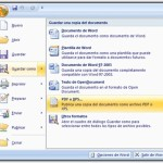 Microsoft Office 2007 Service Pack 2 (SP2): Soporte para PDF…
