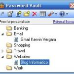 Administrar contraseñas en Windows con S10 Password Vault