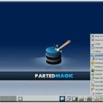 Parted Magic: Gestionar particiones de discos duros (LiveCD)