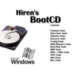 Manual de Hiren's Boot CD: ¿Qué es? ¿Qué puedo hacer con él? Lo básico