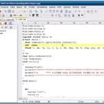 PSPad: Entorno de programación para HTML, PHP, JS, ASP…