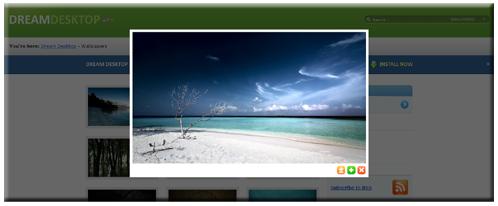 Dream Desktop