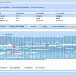 Puran Defrag: Desfragmentando el disco duro y mejorar la estabilidad de Windows