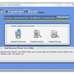 Software gratis para la recuperación de datos en Windows: Data Recovery Wizard Free Edition