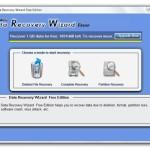 Software gratis para la recuperación de datos en Windows: Data Recovery Wizard Free Edition