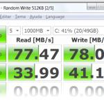Determinando la velocidad de lectura y escritura del disco duro con CrystalDiskMark