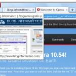 Opera 10.54 lanzado: Correcciones de seguridad y mejoras en su estabilidad…
