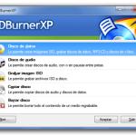 CDBurnerXP 4.3: Nueva versión de este grabador de discos gratuito