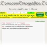 Corrector Ortográfico: Servicio gratis que soporta 11 idiomas en total