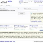 DocsPal: Convertidor y visualizador de archivos online totalmente gratis