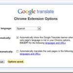Google Translate (Extensión para Chrome): Traduce sitios web con un clic