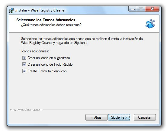 Wise Registry Cleaner - Paso 6
