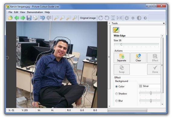 Picture Cutout Guide Lite