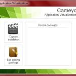 Cameyo: Software para crear versiones portables de programas Windows