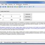 Balabolka: Convierte texto en audio y grábalo en MP3, WAV, OGG o WMA
