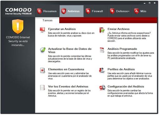 Comodo Internet Security 5