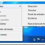 """Truco Windows 7: Habilitar """"Inicio rápido"""" en la barra de tareas (How-To)"""