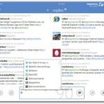 MetroTwit: Cliente de Twitter gratis para Windows con un bonito entorno