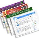 Diseño de páginas web, blogs y sistemas de información online (Servicio)