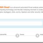 IObit Cloud: Antivirus online para analizar archivos en busca de malware
