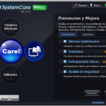 Optimizar y aumentar velocidad de Windows 7 con Advanced SystemCare