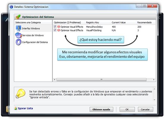 Optimizar Windows 7 - Advanced SystemCare