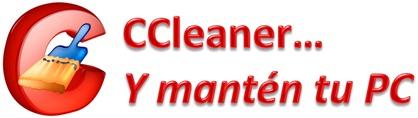 CCleaner - Mantén tu PC