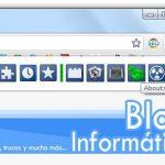 Mega Button (Google Chrome): Accede a las características rápidamente