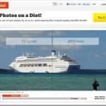 JPEGmini: Reduce el tamaño de fotos sin perder la calidad de las mismas