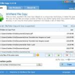 Copiar archivos en masa rápidamente en Windows con WinMend File Copy