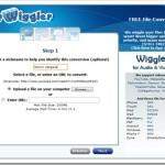 FileWiggler: Conversor de vídeos gratuito y en línea para BlackBerry, iPhone, Android