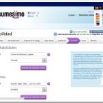 Resumesimo: Hacer currículum vitae gratis con este servicio web bastante interesante
