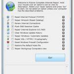 Reparar problemas de red en Windows con Complete Internet Repair – Programa gratis