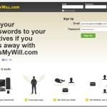 Enviar contraseñas a tus familiares cuando te mueras con PassMyWill – Servicio web
