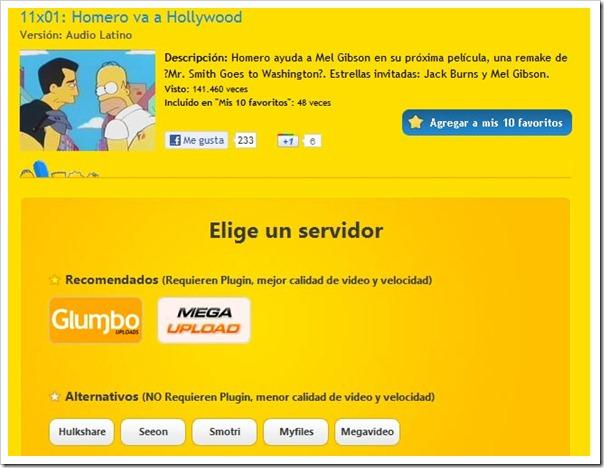 Los Simpsons - Online gratis