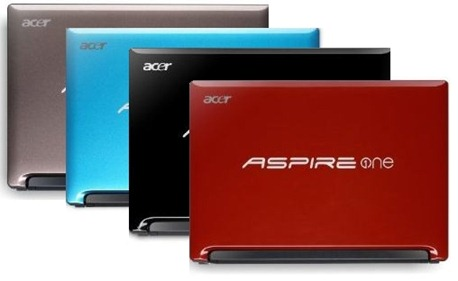 Acer Aspire One D255-2509